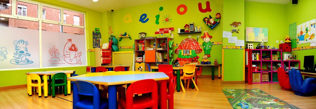 La guarder a y las infecciones en los ni osconsulta de - Casa para jardin infantil ...